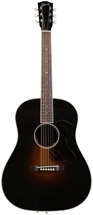 Gibson Acoustic Jackson Browne Signature Acoustic - Dark Burst Lacquer, No Pickup