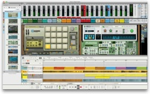 Propellerhead Reason 9 for Schools & Institutions - 10-user Networked Site License Upgrade (boxed)