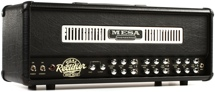 Mesa/Boogie Dual Rectifier 100-watt Tube Head - Black Taurus Faceplate