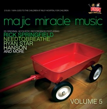 Sweetwater Majic Miracle Music - Volume 5