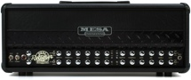 Mesa/Boogie Dual Rectifier Roadster 100-watt Tube Head - Diamond Plate Grill