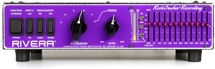 Rivera RockCrusher Recording Power Attenuator with 11-Band EQ Speaker Emulator