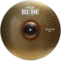 Paiste Rude Thin Crash - 20""