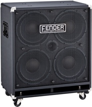 Fender Rumble Bass Extension Cabinet 4x10