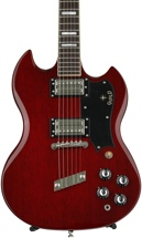 Guild S-100 Polara - Cherry Red