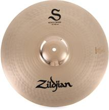 Zildjian S Series Rock Crash Cymbal - 16