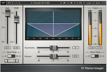 Waves S1 Stereo Imager Plug-in