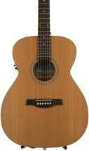 Seagull Guitars S6 Original Concert Hall Acoustic-electric - Cedar