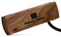 Seymour Duncan SA-3SC Woody SC Acoustic Soundhole Pickup - Walnut Single Coil