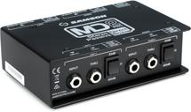 Samson MD2 Pro 2-channel Passive Instrument Direct Box
