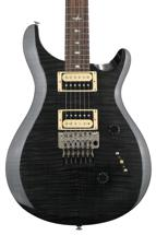 PRS SE Custom 24 Floyd Rose - Gray Black