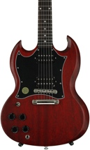 Gibson SG Faded 2017 T Left-handed - Worn Cherry