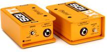 Radial SGI Studio Guitar Interface 1-channel Passive Re-Amping Device