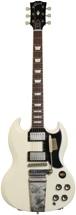 Gibson Custom SG Standard VOS - Classic White w Maestro