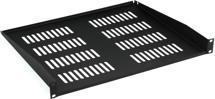 Gator GRW-SHELFVNT1 1U Ventilated Rack Shelf