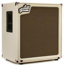 """Aguilar SL 410x - 4x10"""" 800W Neo Bass Cabinet 4 ohms - Limited Edition Antique Ivory"""