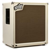 """Aguilar SL 410x - 4x10"""" 800W Neo Bass Cabinet 8 ohms - Limited Edition Antique Ivory"""