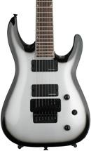 Jackson X Series Soloist SLATXSD3-7 - Silverburst