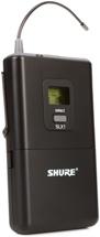 Shure SLX1 Bodypack Transmitter - G5 Band, 494 - 518 MHz
