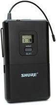 Shure SLX1 Bodypack Transmitter - L4 Band, 638 - 662 MHz