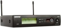 Shure SLX4 Diversity Receiver - H5 Band, 518 - 542 MHz