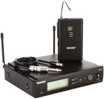 Shure SLX14 Wireless Guitar System - G5 Band, 494-518MHz