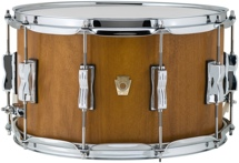 "Ludwig Standard Maple Snare Drum - 8""x14"" - Mojave Cherry"