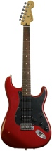Fender Sweet-Mod Road Worn Player Stratocaster HSS - Candy Apple Red