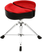 Ahead Spinal-G Saddle Throne - Red