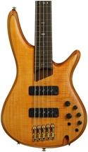 Ibanez SR Premium SR1405E - 5-String Bass w/ Figured Maple Top