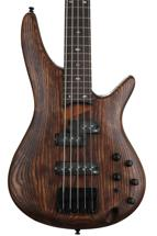 Ibanez SR655 5-string - Antique Brown Stained