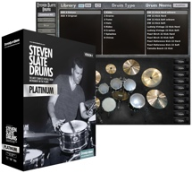 Steven Slate Drums 4.0 Platinum (boxed)