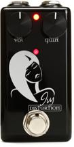 Red Witch Ivy Distortion Lithium Ion Powered Distortion Pedal