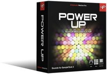 IK Multimedia Power Up SampleTank 3 Sound Library