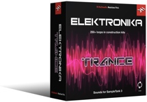 IK Multimedia Trance SampleTank 3 Sound Library