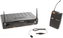 Samson Concert 77 Lavalier System - Channel N1 (642.375 MHz)