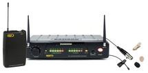 Samson Concert 77 Lavalier System - Channel N2 (642.875 MHz)