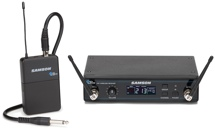 Samson Concert 99 Guitar Wireless System - D Band