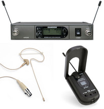 Samson AirLine Synth Earset Microphone System