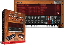 IK Multimedia SampleMoog Virtual Instrument