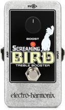 Electro-Harmonix Screaming Bird Treble Booster Pedal