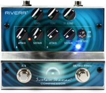 Rivera Sustain Shaman 2-channel Compressor Pedal