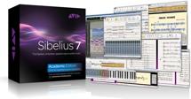 Avid Sibelius 7 for Educators & Academic Institutions
