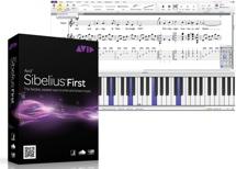 Avid Sibelius 7 First (boxed)