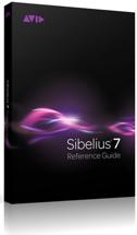 Avid Sibelius 7 Reference Book