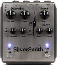 Egnater Silversmith Distortion and Boost Pedal