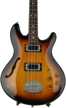 Lakland Skyline Hollowbody - Three Tone Sunburst