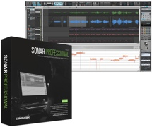 Cakewalk SONAR Professional - Academic Edition