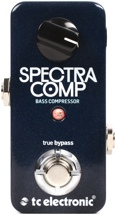TC Electronic SpectraComp Mini Bass Compressor Pedal