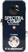 TC Electronic SpectraComp Mini Bass Compressor Pedal